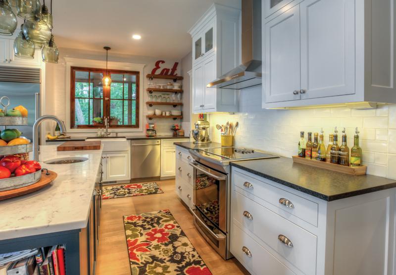 Cottage Home Kitchen