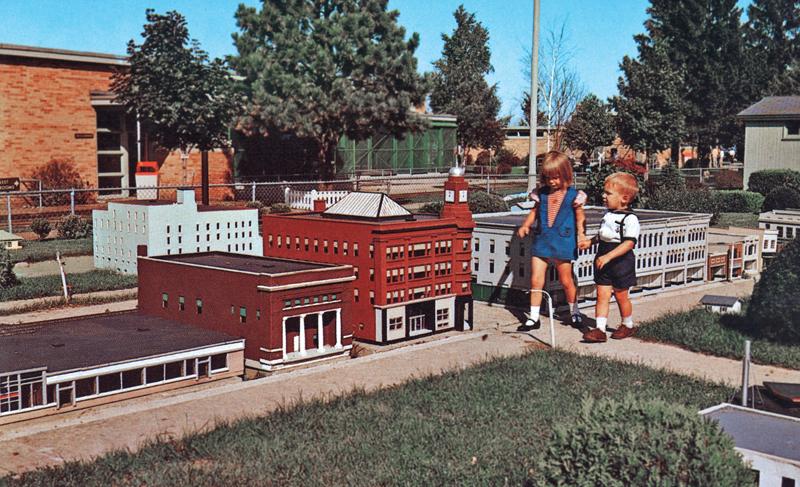 Miniature Traverse City