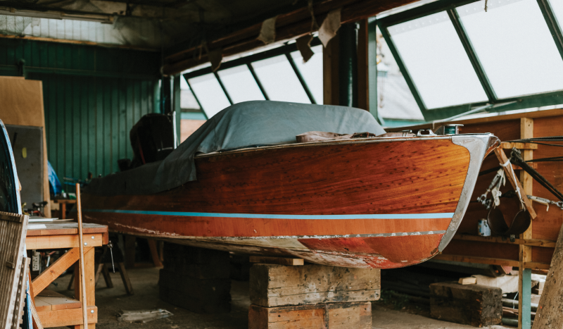 A Love of Wood Boats header