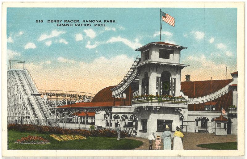 Ramona Park, East Grand Rapids