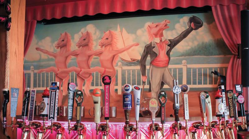 Pink Pony bar