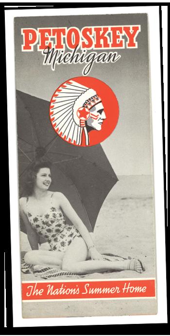 Petoskey - Vintage Slogan