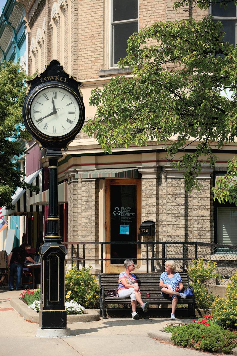 Main Street, Lowell