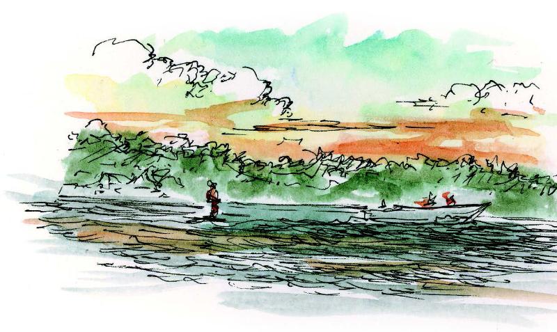Walloon Lake Ch. 3 - River
