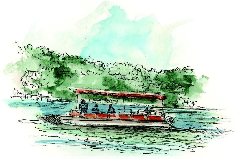 Walloon Lake Ch. 3 - Boat