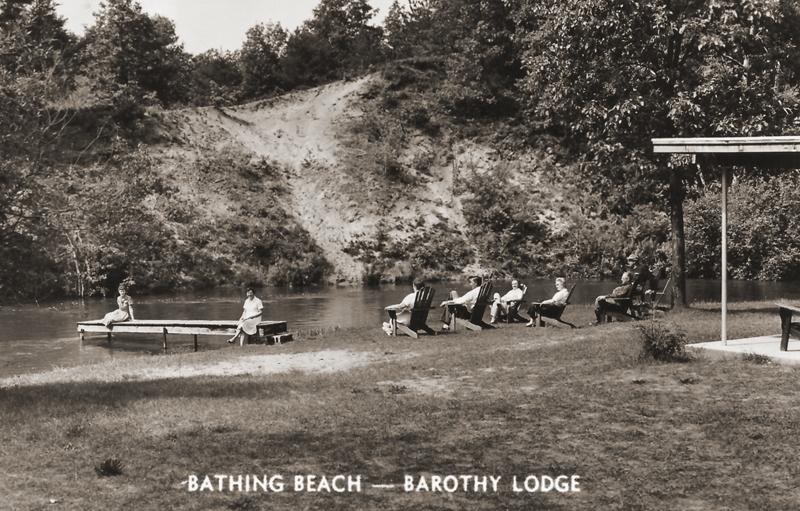 Bathing Beach - Barothy Lodge