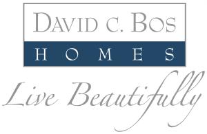 David C. Bos Homes logo