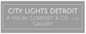 City Lights Detroit logo