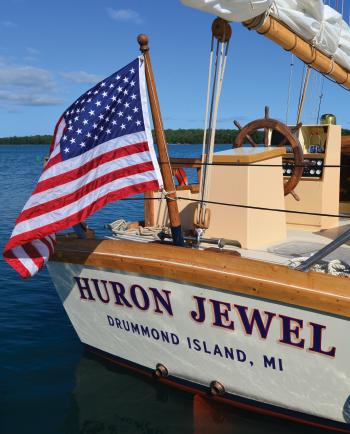 Huron Jewel