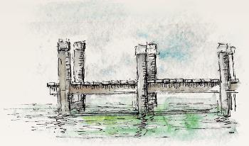 St. Lazare dock