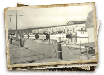 Walstrom Dock, 1940s