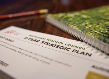 Michigan Wildlife Council strategic plan