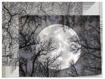 Hagopian moon rug