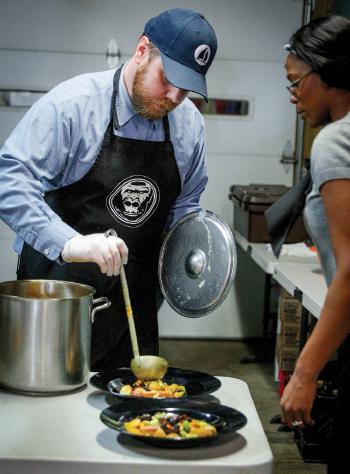 Chef Carter Gentry, Quianna Decker