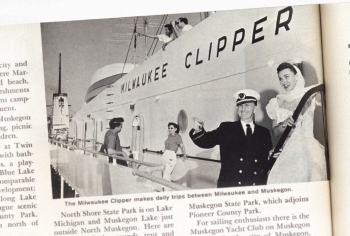 Milwaukee Clipper photoshoot