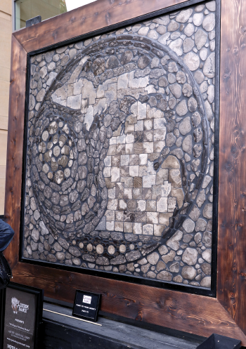 Petoskey Stone Artwork