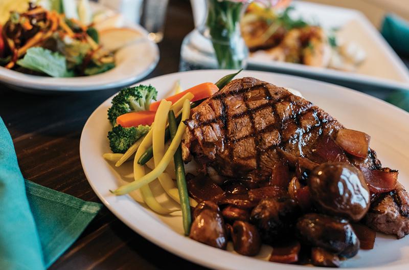 Farm Restaurant - Steak