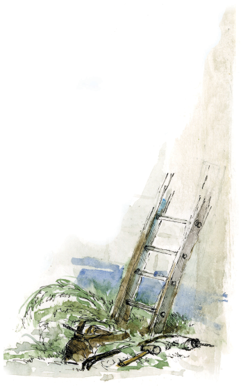 The Kettle: A Reflection - Ladder