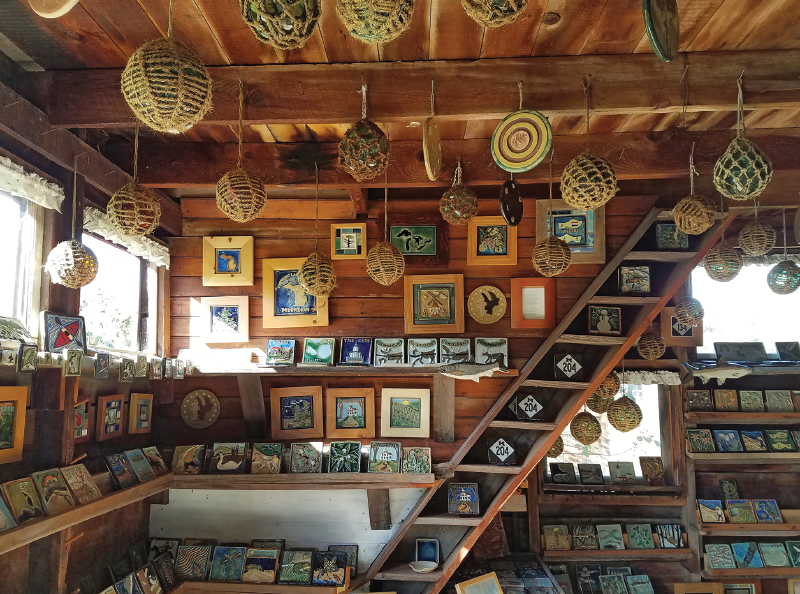 Sporck Tile Art interior