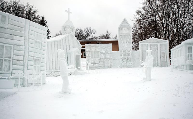 Michigan Tech University Winter Festival