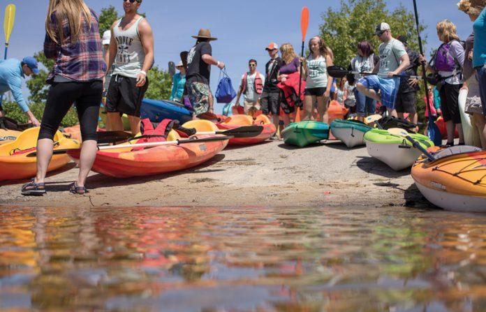 Traverse City Kayak Tour
