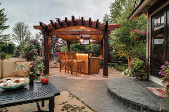 Hearthside Grove - Natural Patio