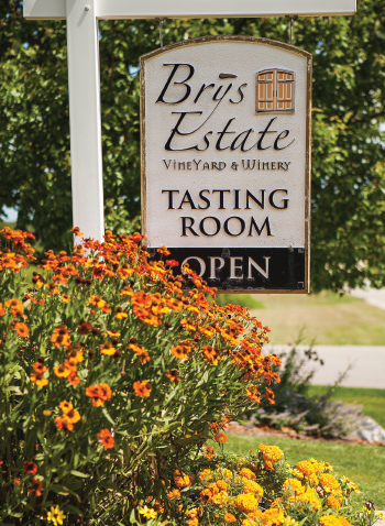 Brys Estate sign