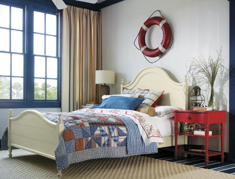 Gorman's bedroom