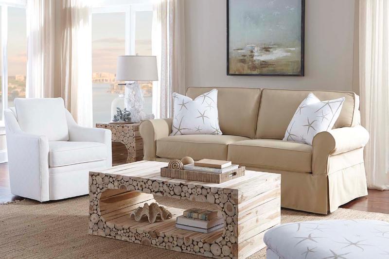 Gorman's living room