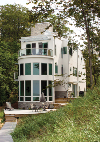 The Rocky Summit house