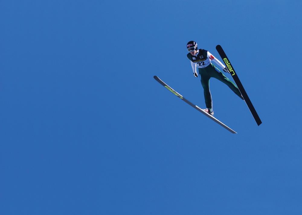 Pine Mountain Ski Jumper