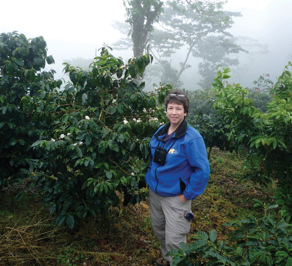 Craves Coffee and Conservation