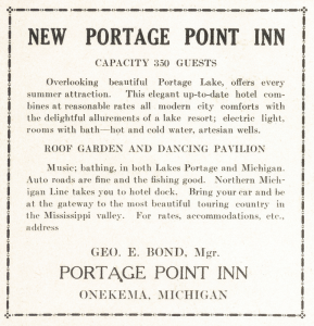 New Portage Point Inn