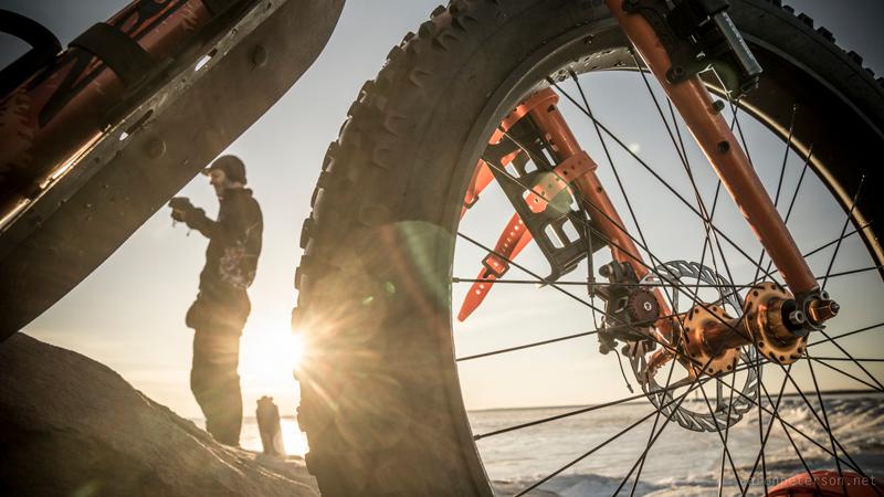 snowy bike ride courtesy Aaron Peterson