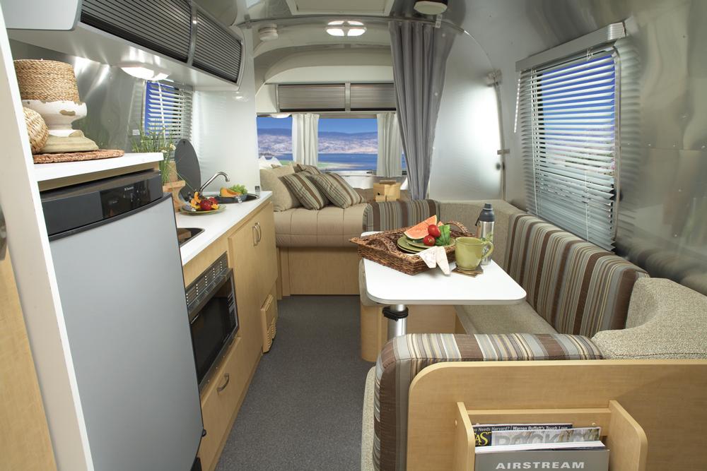 Airstream Sport Mocha Blue