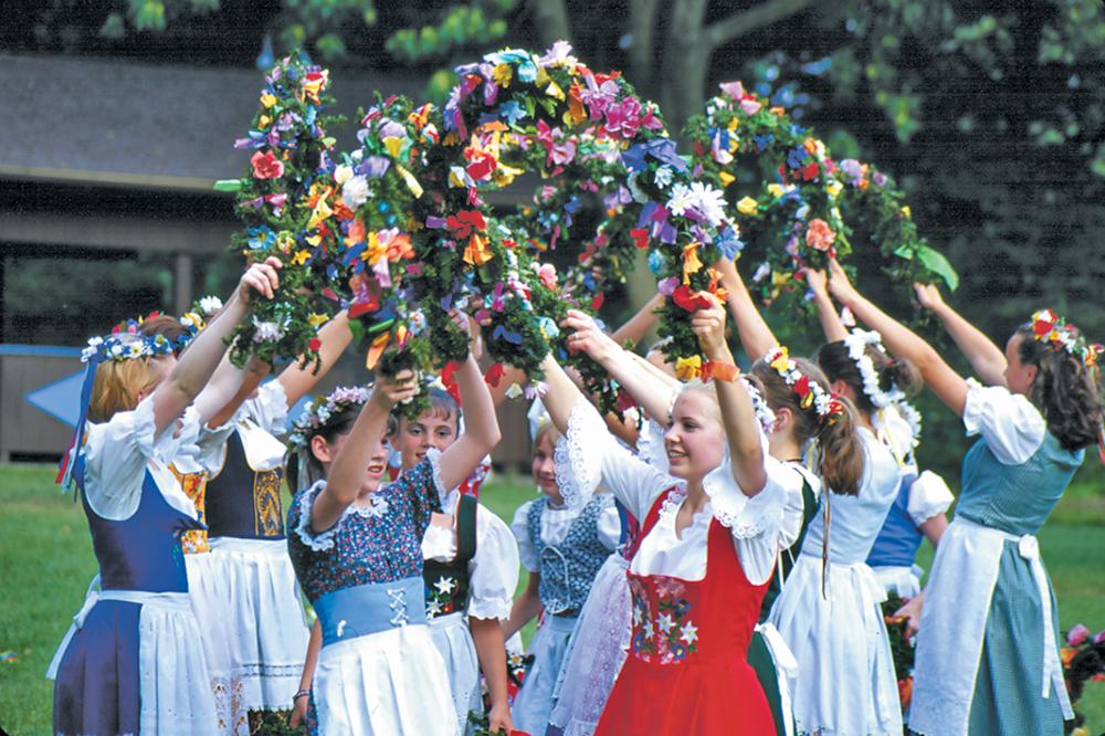 Bavarian Festival Frankenmuth