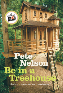 Be In A Treehouse Book