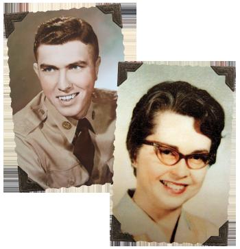 Linda Hundt's parents