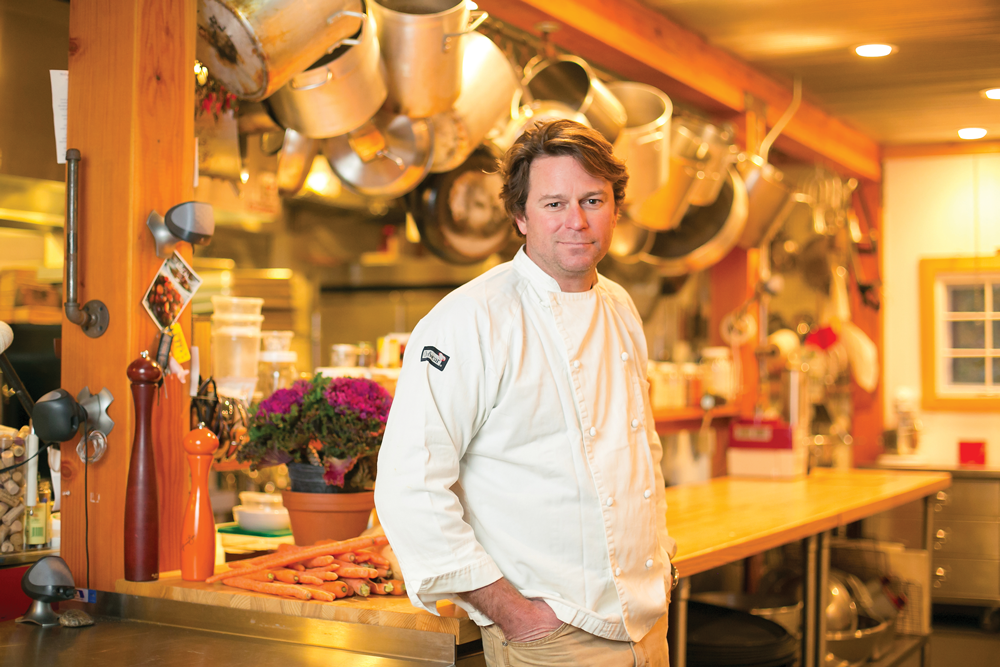 Epicure Catering Chef Andrew Schudlich