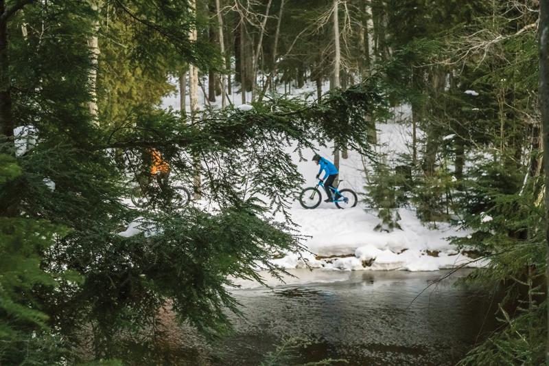 Aaron Peterson Bike Trails