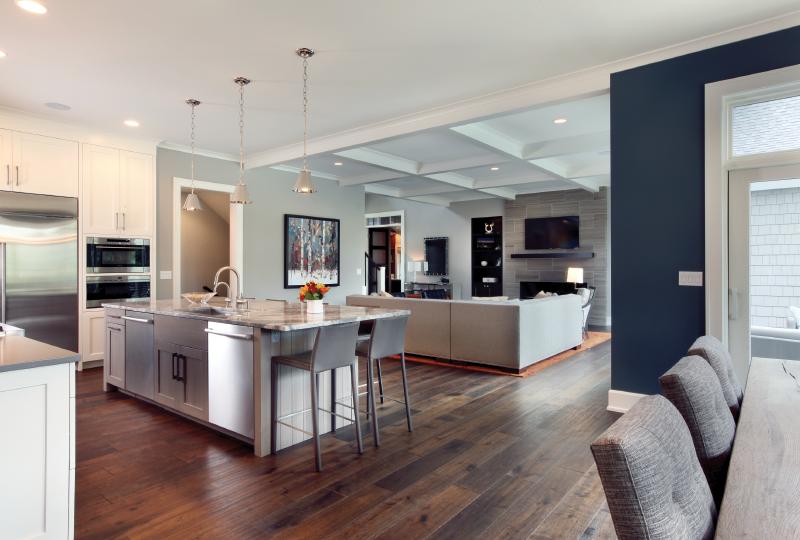 Masterfully designed kitchen