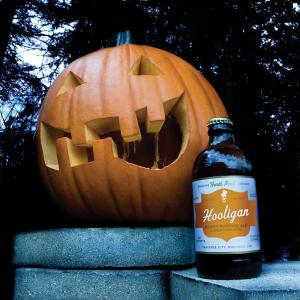 Hooligan Pumpkin Beer