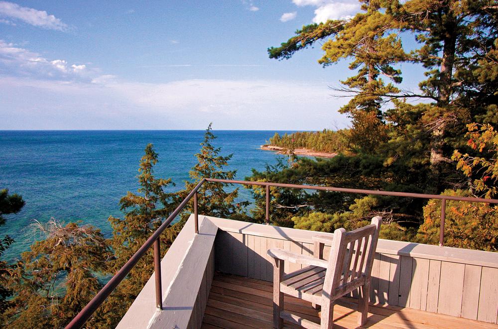 Great Lakes views