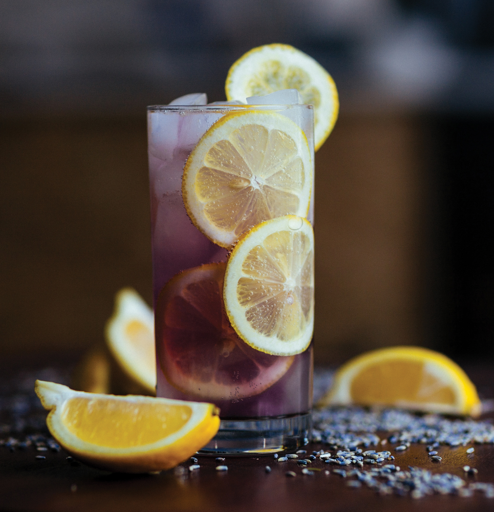 Lavender Thyme Lemonade