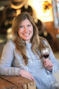 Lemon Creek Winery Manager Kaitlyn Lemon