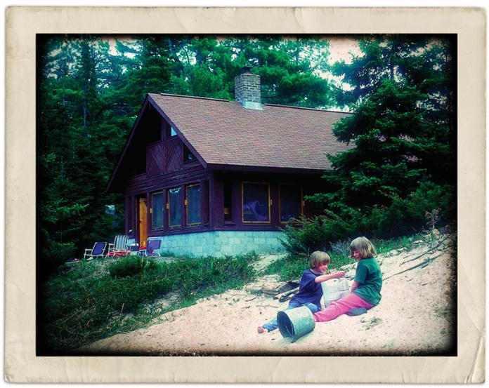 Lighthouse Cabin