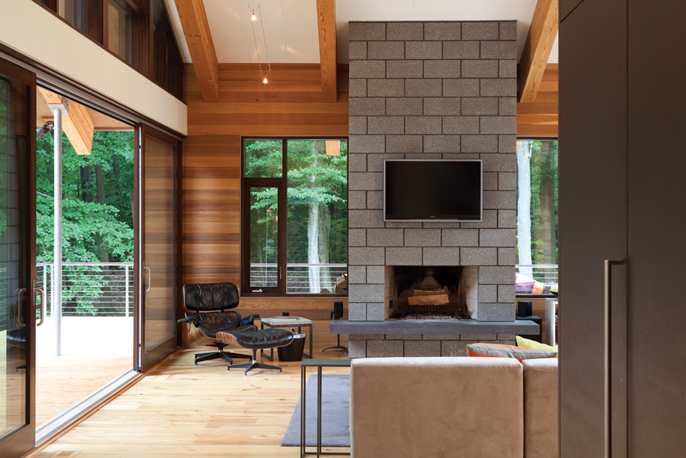 Lucid Interior Living room