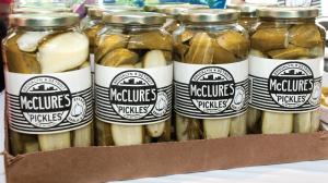 McClure Pickles DC Burdick