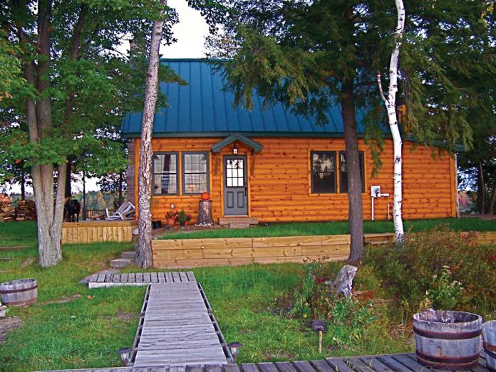 Namaste island cabin