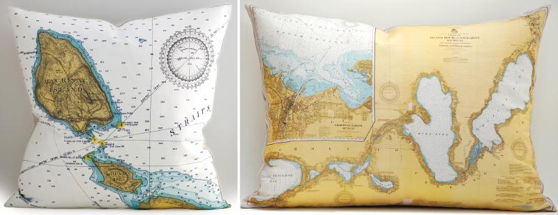 Digital Print Pillow